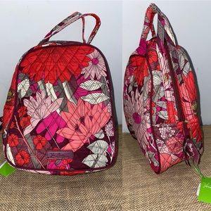 Vera Bradley Bohemia Blooms Lunch/ Makeup Bag